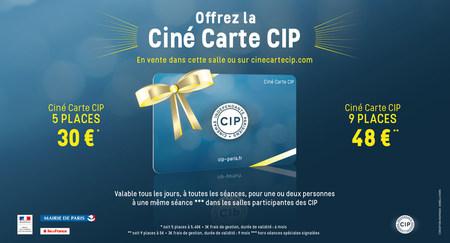 Ciné Carte CIP