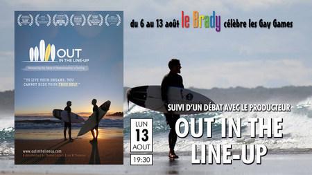 Ciné-débat : OUT in the line-up