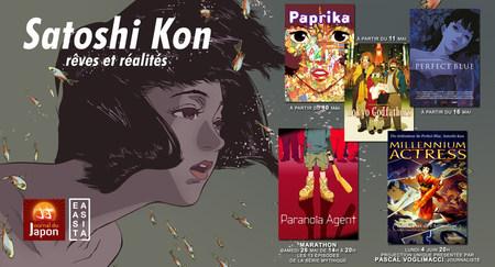 SATOSHI KON rêves et réalités