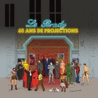 Le Brady : 60 ans de projections