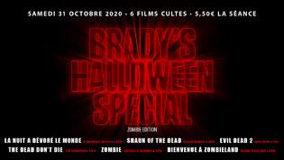 Brady's Halloween Special