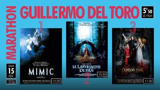 Marathon Guillermo Del Toro