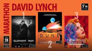 Marathon David Lynch